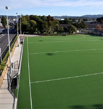 Earthco Civil Waitakere Regional Hockey Turf